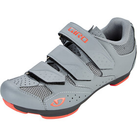 Giro Rev Shoes Damen titanium/bittersweet